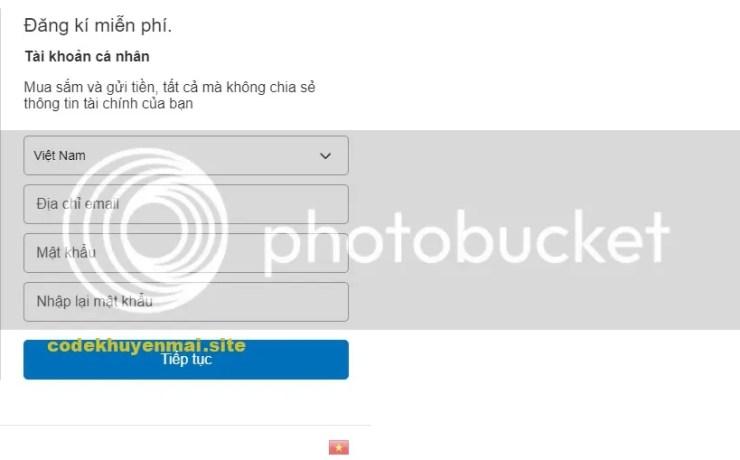 hướng dẫn chi tiết tạo tài khoản PayPal - b1