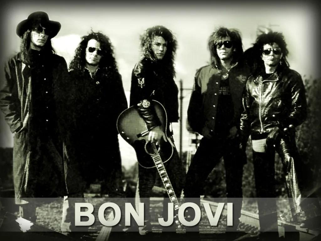 Bon Jovi | Rockin' Blendetta