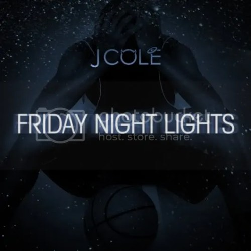 J. Cole - Friday Night Lights Album Cover