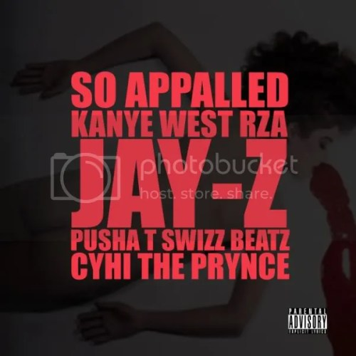 Kanye West – So Appalled feat. RZA, Jay-Z, Pusha T, Swizz Beatz & CyHi Da Prynce
