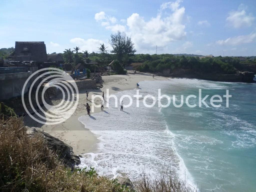 Dreambeach Nusa Lembongan Indonesië
