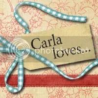 Carla loves...