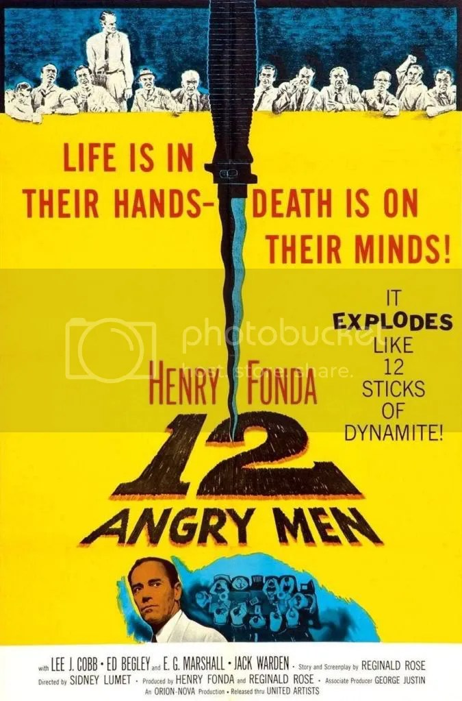 Official Poster of 12 Angry Men