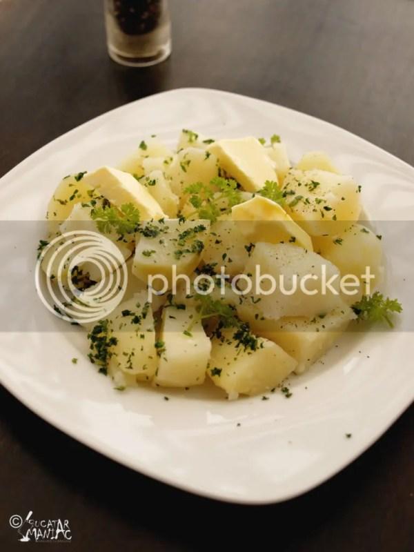 reteta cartofi natur