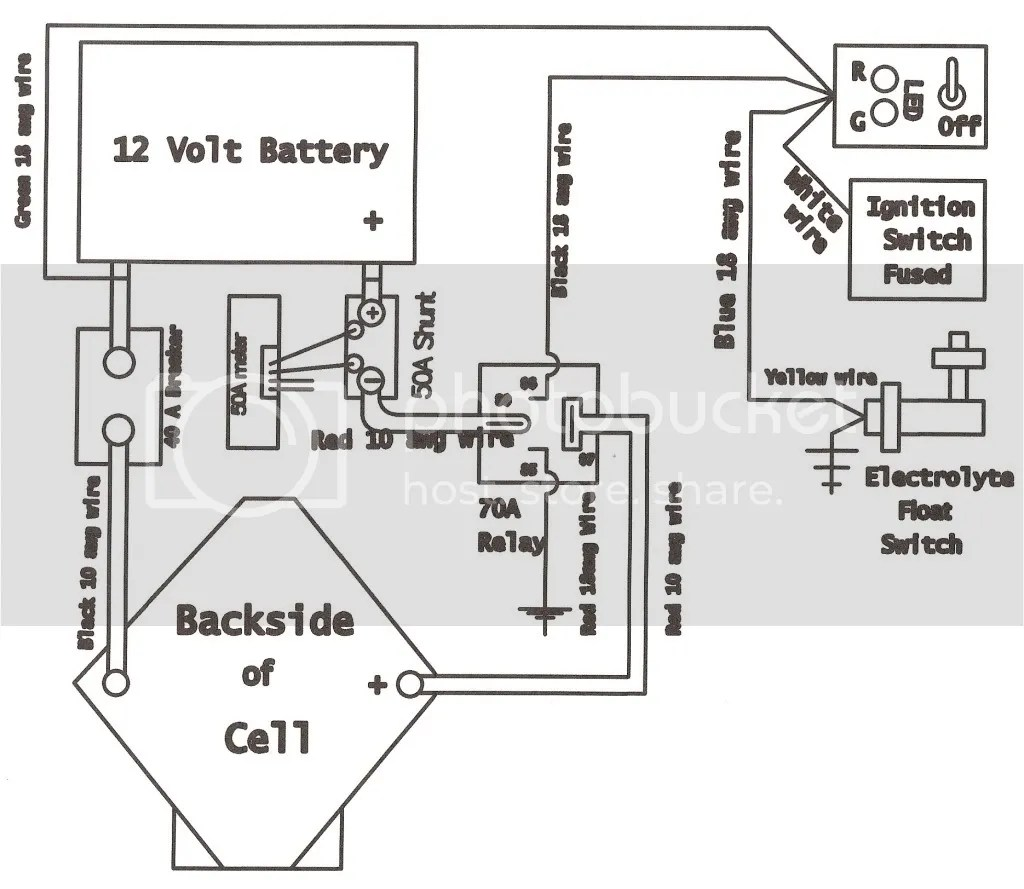 Hho Wiring Diagram