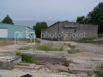 Two abandoned Buildings