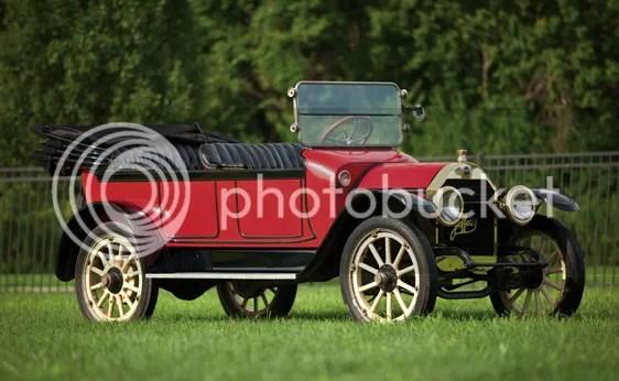 1914 Jeffrey Four Five-Passenger Touring