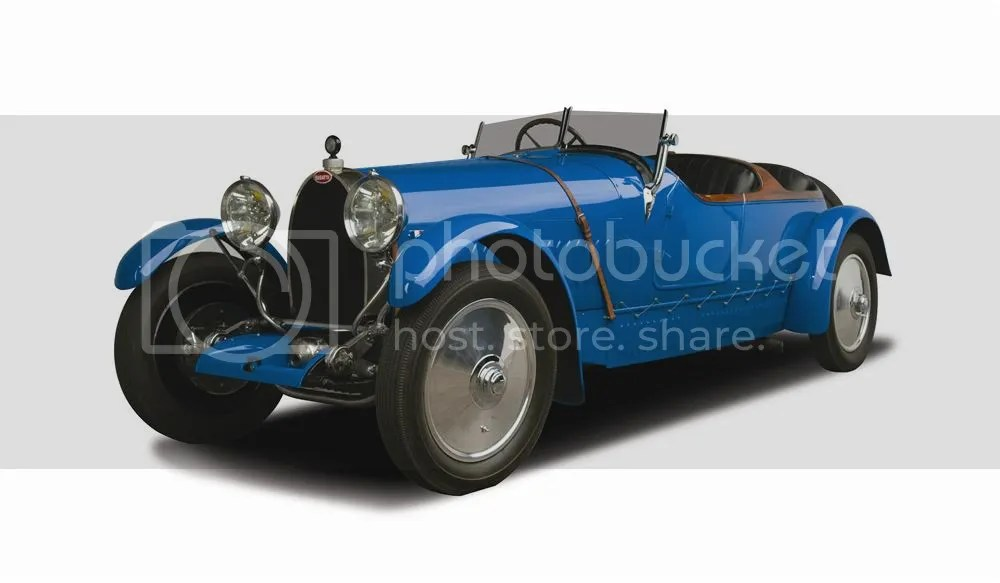 1927 Bugatti Type 38 Four-Seat Open Tourer by Lavocat et Marsaud