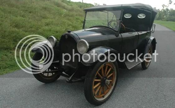 1920 Pan Touring