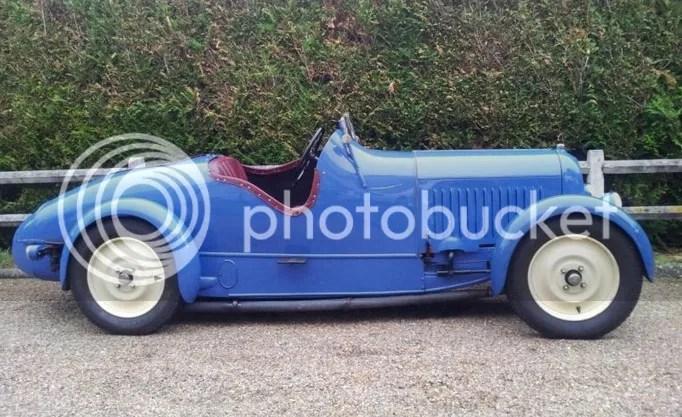 1929 Chenard & Walcker 1500 Grand Sport Torpedo