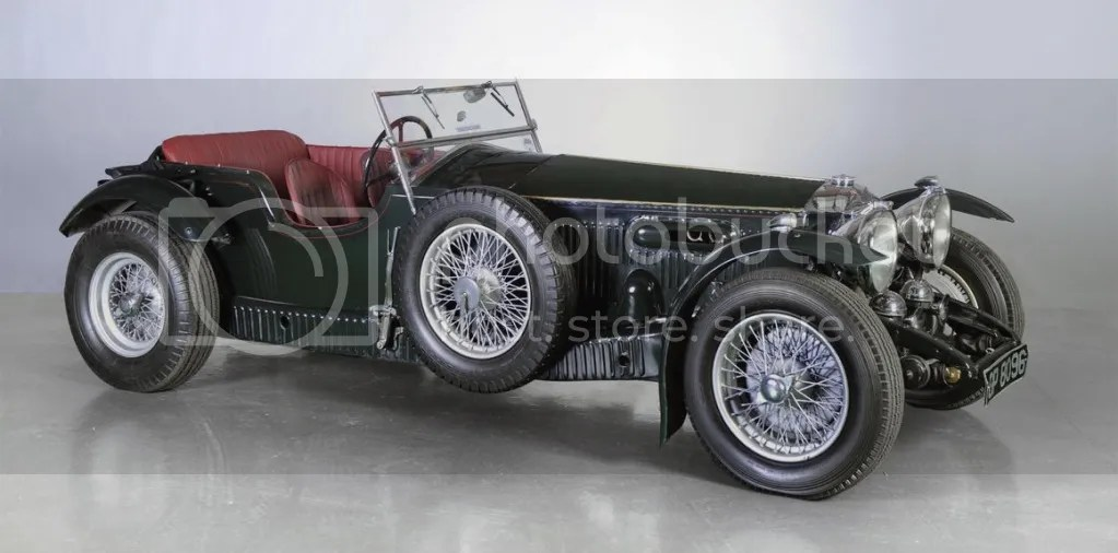 1931 Invicta 4½-Litre S-Type Low-Chassis Tourer