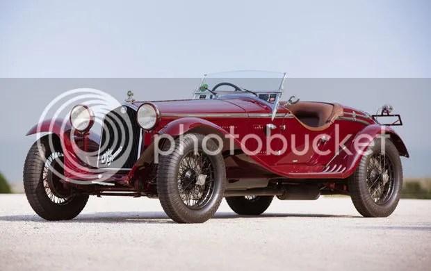1932 Alfa Romeo 6C 1750 Series V GS
