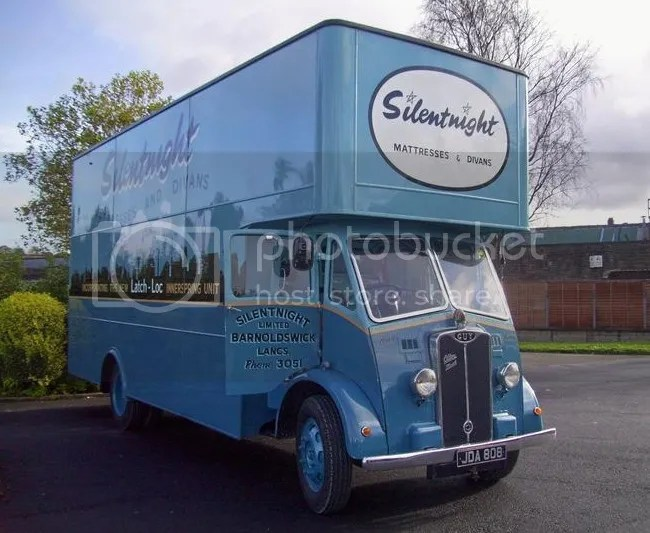 1951 Guy Otter Pantechnicon