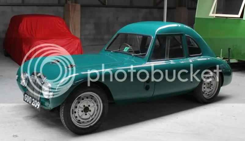 1954 Lester-MG T51 Coupé