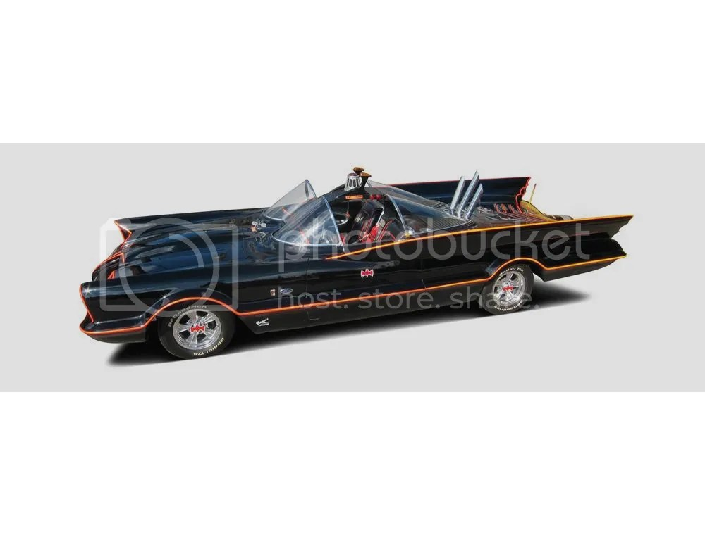 1966 Lincoln Batmobile #1