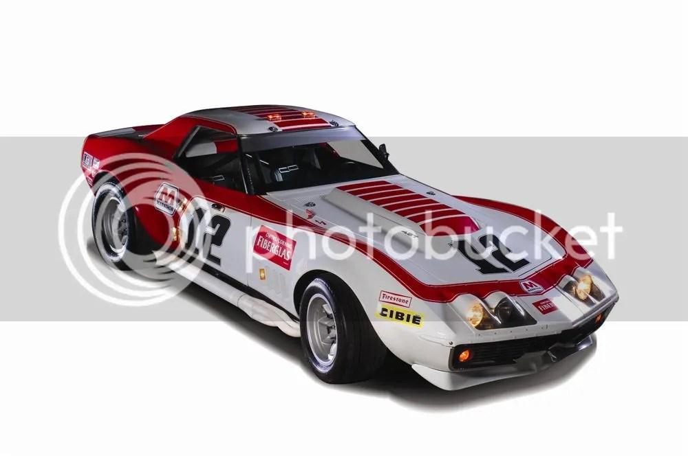 1968 Chevrolet Corvette L-88 Owens/Corning Racecar