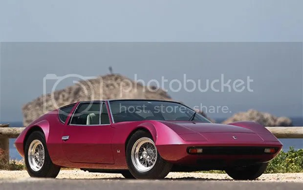 1970 Monteverdi HAI 450 SS Prototype