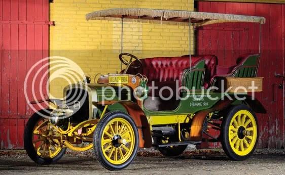1904 Delahaye Surrey-Top Tourer