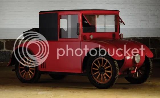 """1926 Hanomag 2/10 PS """"Kommissbrot"""""""