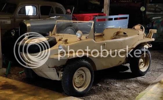 1939 Volkswagen Schwimmwagen