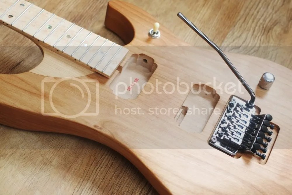 Nuno Bettencourt N4 custom build (6/6)