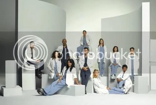 Anatomía de Grey - Cuarta temporada