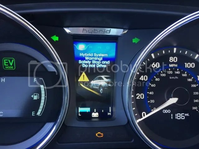 Malfunction Indicator Light Hyundai Accent ...
