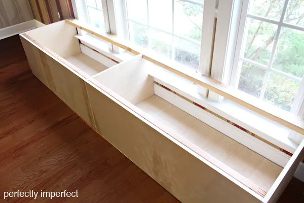 ... Window Seat Storage Bench Plans Download diy garden table | sad46fbb