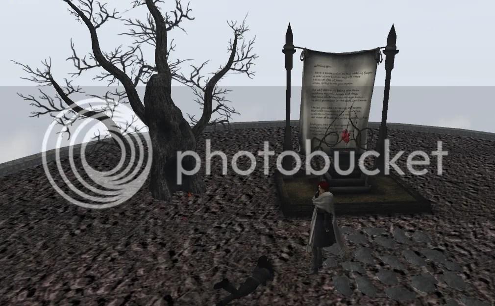 Il posto dove si intervistano i morti