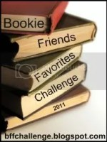 Bookie Friends Favorites Challenge