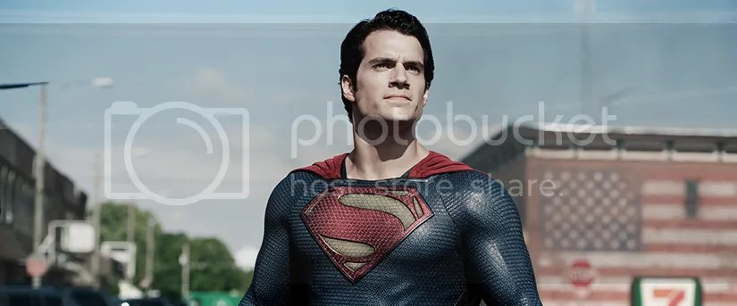 A Shot from Warner Bros.' Man of Steel.