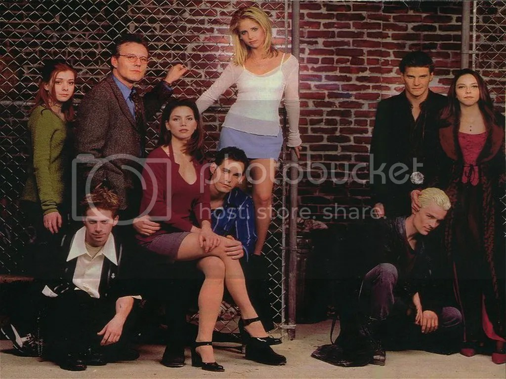 buffy season 2 cast