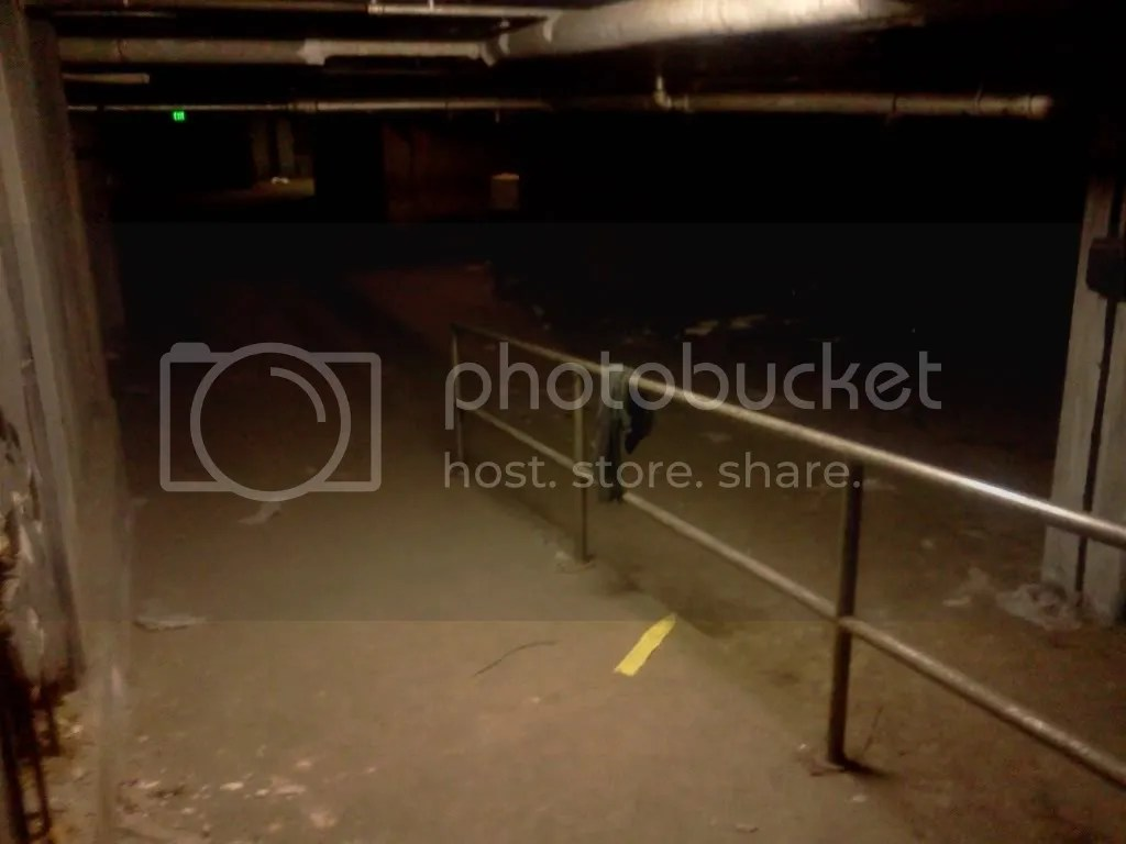 Scott Markus - Linda Vista Hospital Ghosts - basement morgue