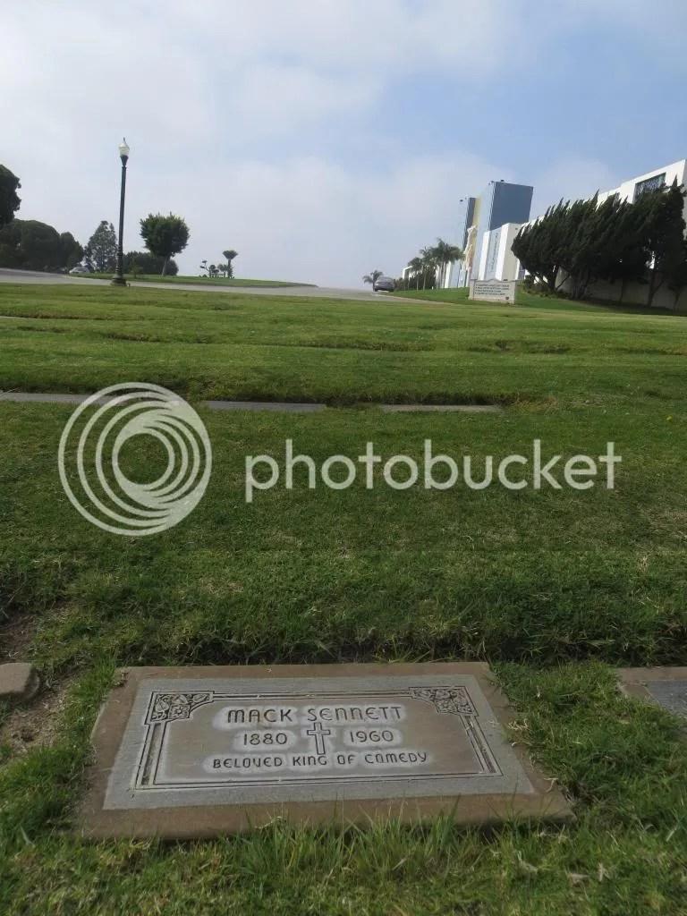 Mack Sennett Grave photo IMG_2588_zps1eecc792.jpg