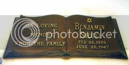 Bugsy Siegel LA Hauntings grave photo siegelbenjamingrave_zps5cffe8f4.jpg