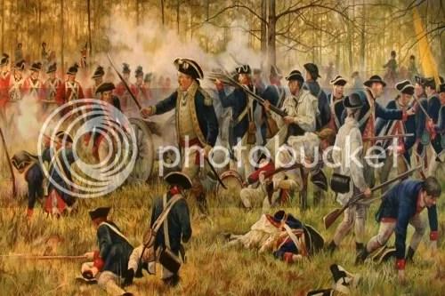 Militia American Revolution