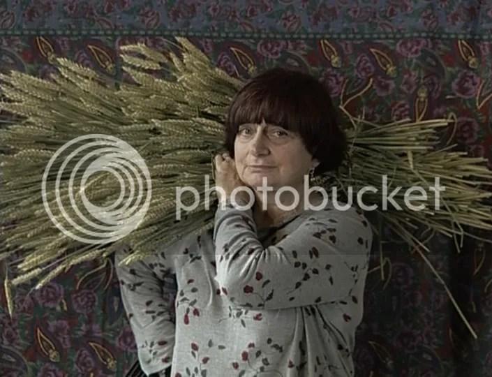 Varda as Posing as a Gleaner