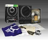 Gears of War 3 Limited Edition content