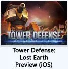 Tower Defense: Lost Earth Preview (iOS)