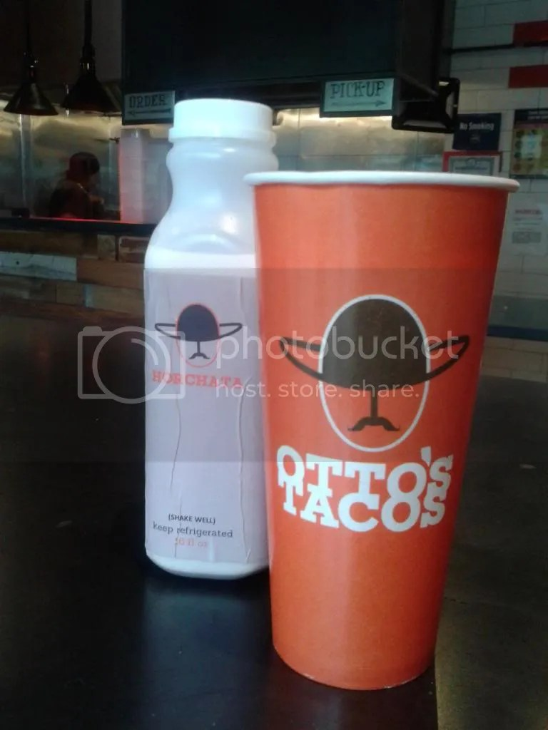 Ottos Tacos House Made Horchata