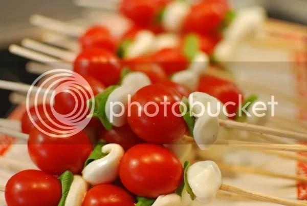Italienische Spiesschen