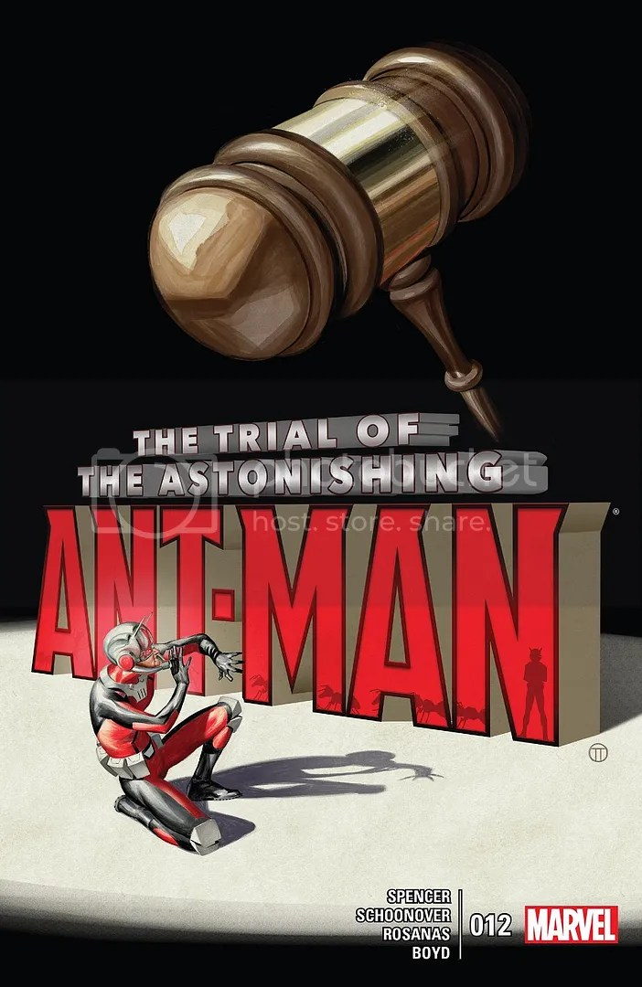 Astonishing Ant-Man #12