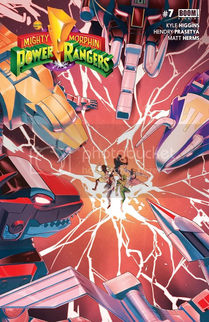 Power Rangers #7