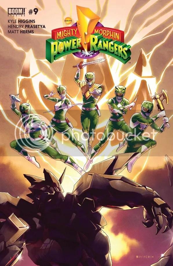 Power Rangers 39