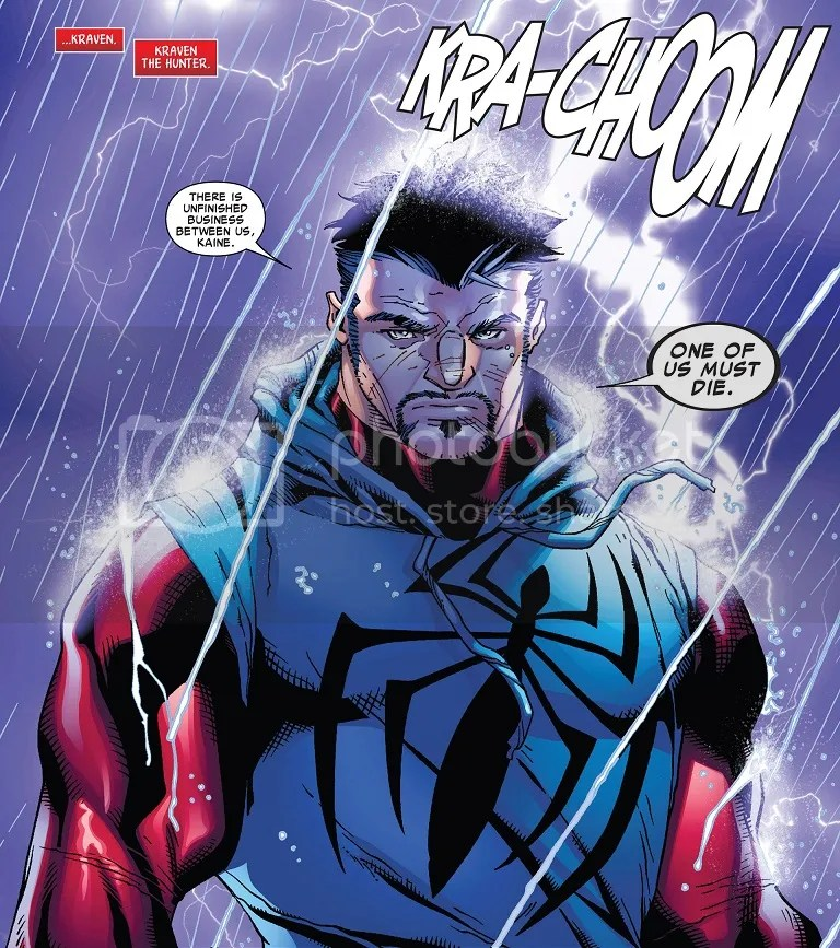 Review Scarlet Spider 21 Henchman 4 Hire
