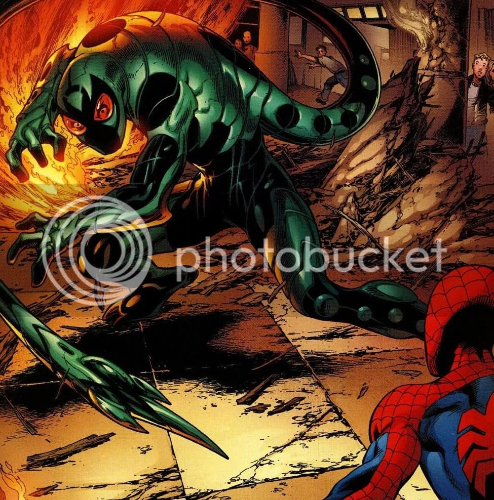 Scorpion Ultimate - Marvel Comics