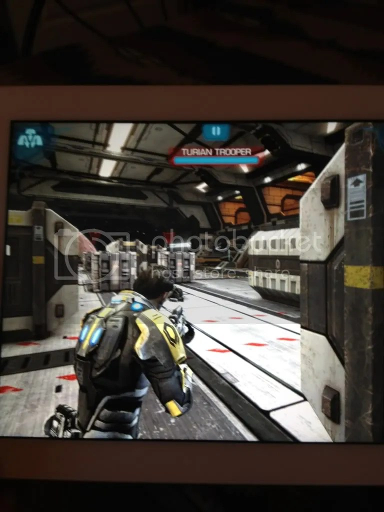 ¡Mass Effect: Infiltrator se ve hermoso en la Nueva iPad!