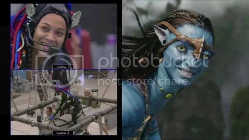 The Making of Avatar Using Advanced Motion Capture Technology... (1/6)