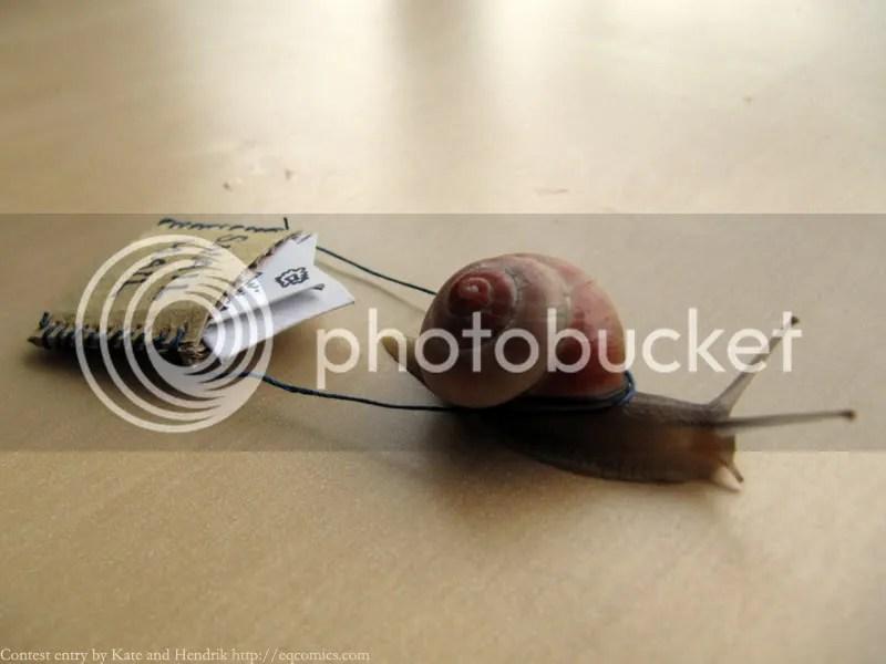 Snail Mail...