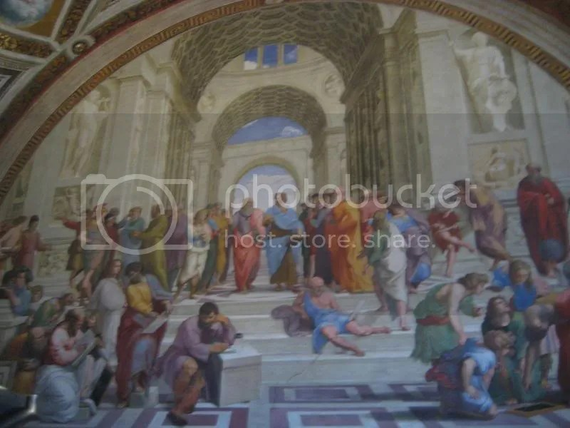 Very famous work by Raphael